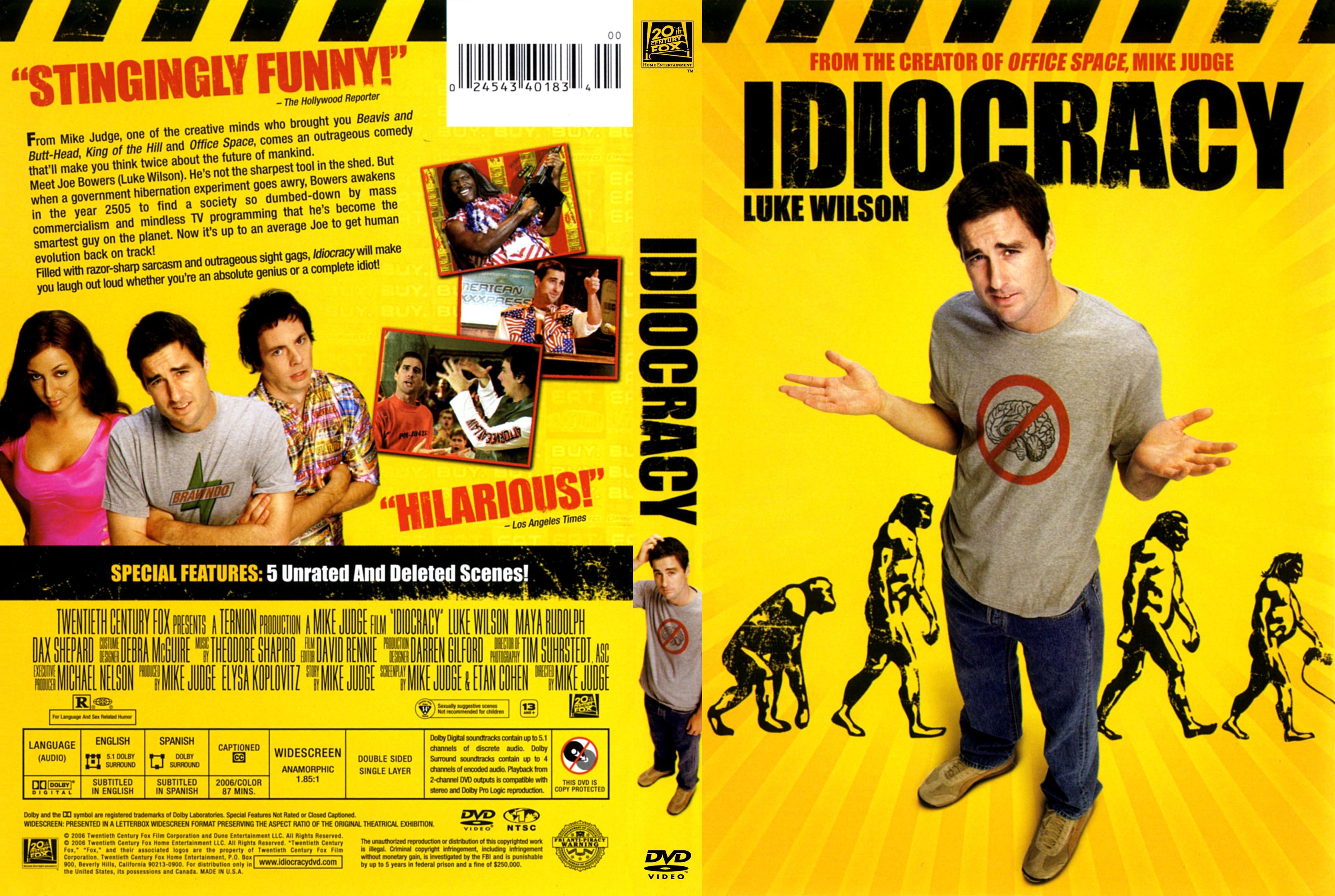 Imdb Idiocracy