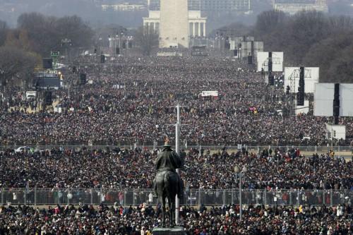 obama inauguration crowd size - Siteze